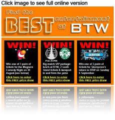 BTW email screenshot