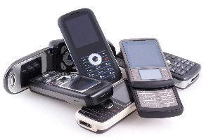 mobile pile